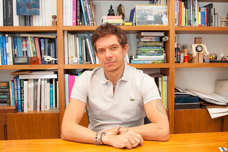 Capa Quatro perguntas para: André Piva, arquiteto (sobre o novo Cinema Leblon)