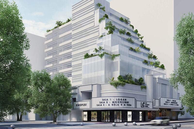 Capa Cinema Leblon passa por reforma e voltará a funcionar em 2020