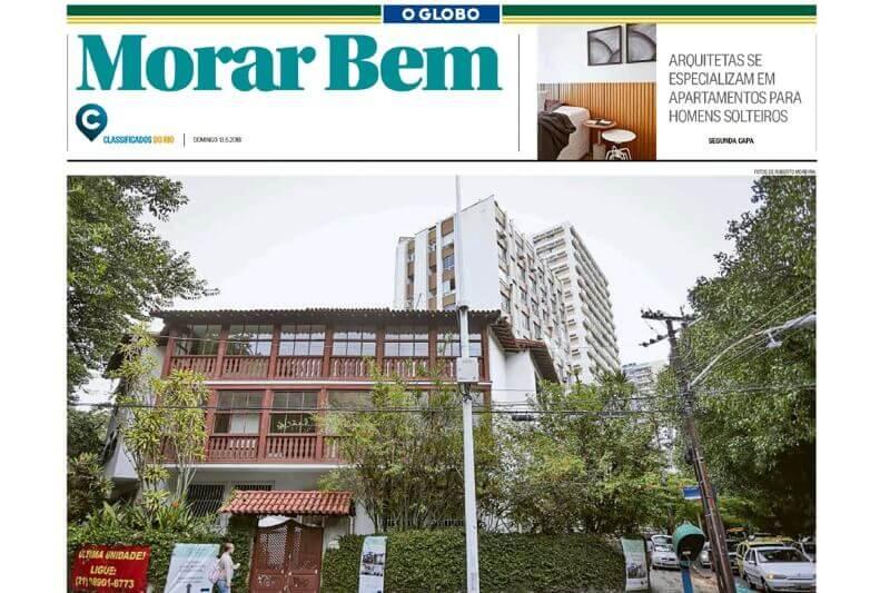 Capa Mercado reaquece a partir da Zona Sul carioca