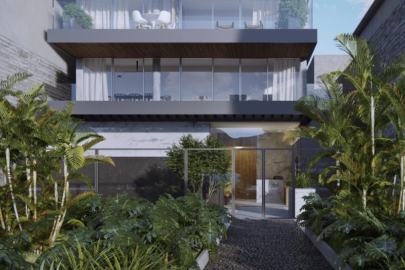 Capa Construtora lança residencial com seis apartamentos na Lagoa