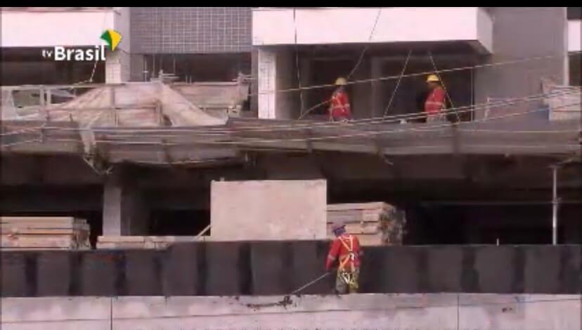 Capa Retomada da Construção civil