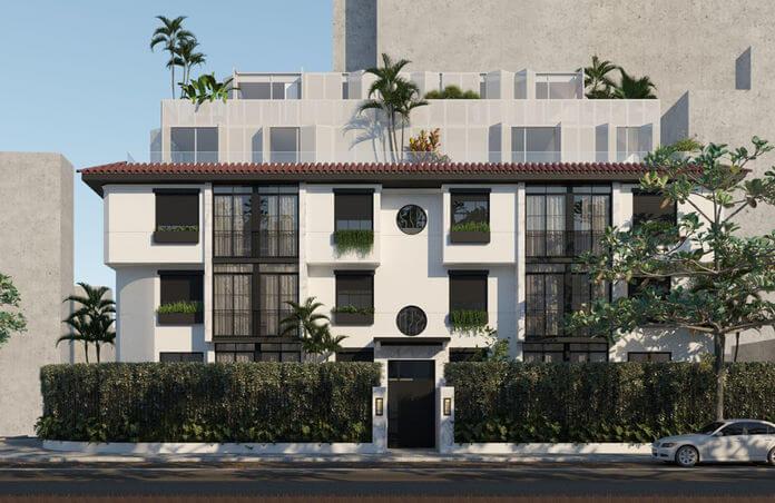 Capa Mozak lança moderno residencial Tropí no Leblon