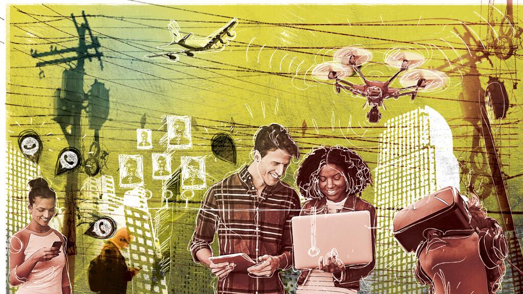Capa Imóveis entram na era digital