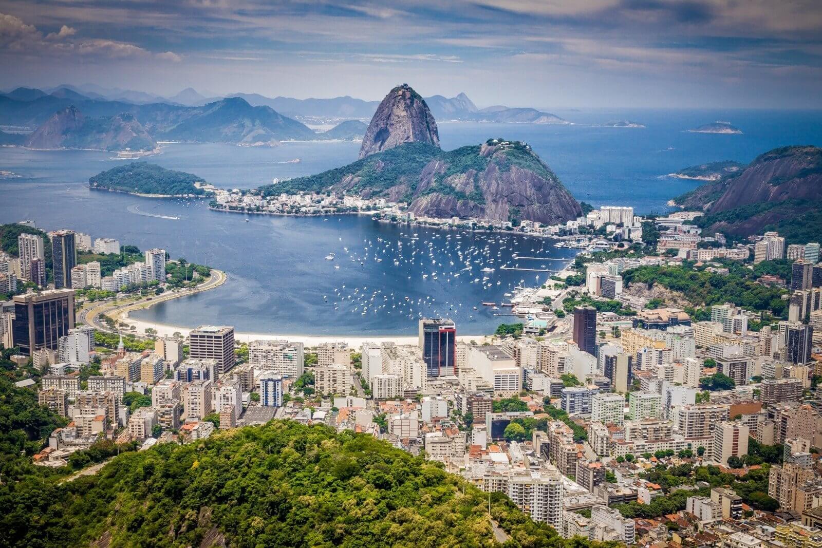Capa A mais nova mudança na paisagem da orla carioca custou 20 milhões de reais